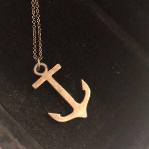 Tiffany & Co. Jewelry - Tiffany and co vintage anchor